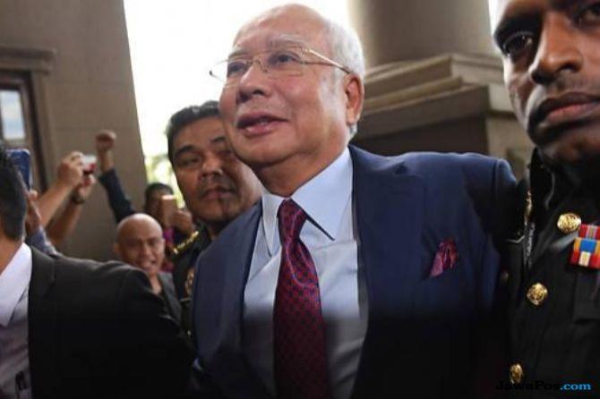 najib razak, korupsi 1mdb, malaysia,