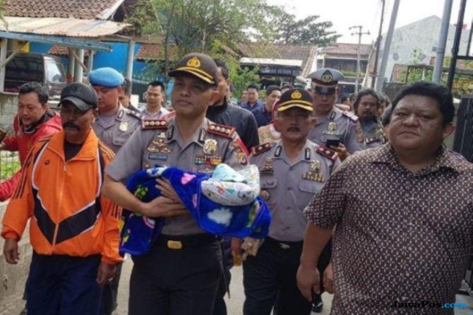 Bayi Berusia 5 Hari Diculik Seorang Perempuan Muda di Bandung