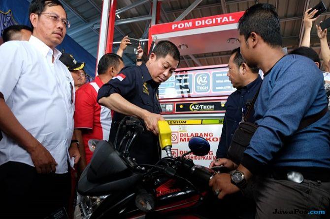 BBM 1 Harga di 121 Titik, Petamina Kejar Target Hingga Akhir 2018