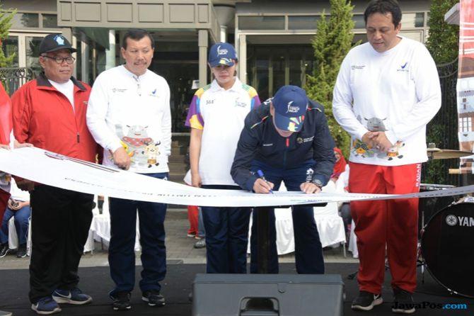 BBPOM Siapkan Mobil Laboratorium di Venue Asian Games Jabar