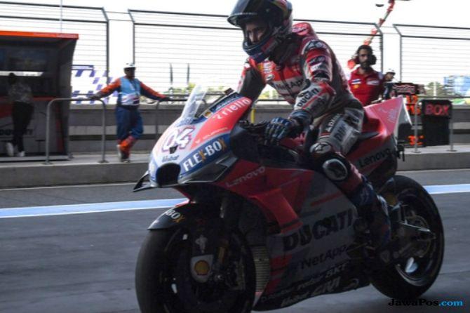 Andrea Dovizioso, MotoGP Thailand, Jorge Lorenzo, Ducati