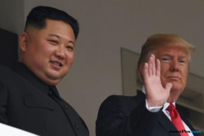 Begini Isi Surat Kim Jong Un kepada Trump