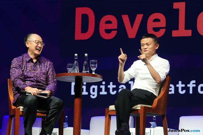 Begini Pemikiran Jack Ma Soal Kunci Sukses Kemajuan Sebuah Negara