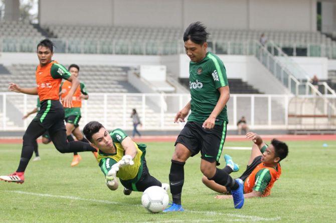 Bek Persebaya Girang Setelah Cetak Gol untuk Timnas Indonesia
