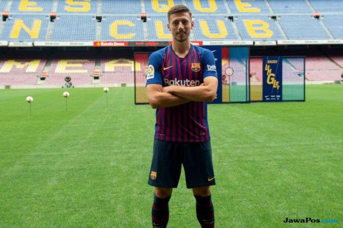 Bursa transfer pemain, Juventus, Barcelona, Clement Lenglet