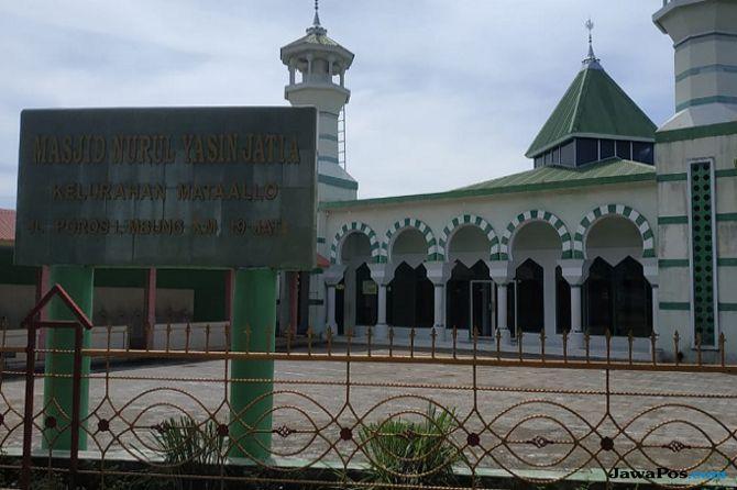 pengeroyokan marbot masjid gowa