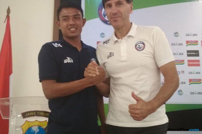 Persebaya Surabaya, Arema FC, Liga 1 2018, Milan Petrovic