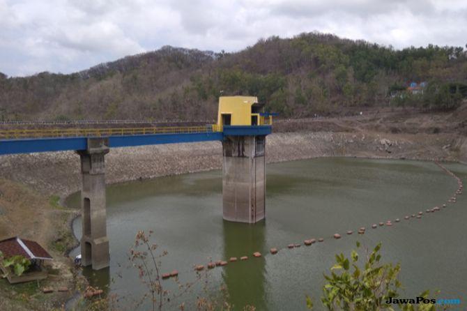Bendungan Sermo Siap Alirkan Air ke 3.500 hektare Lahan Pertanian