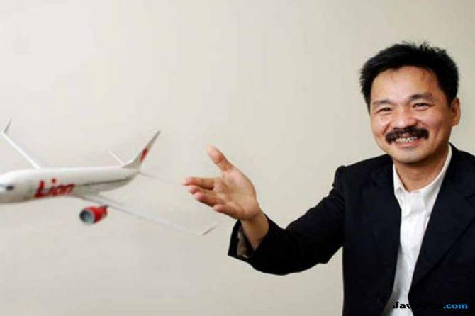 Berang, Pemilik Lion Air Ancam Batalkan Pembelian Pesawat Boeing