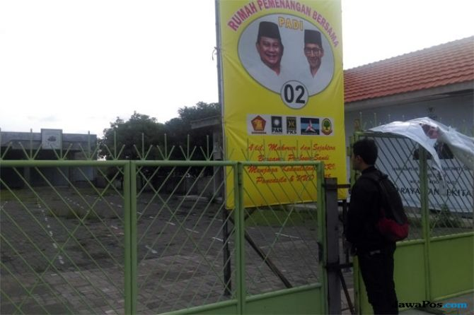 Posko Prabowo-Sandi