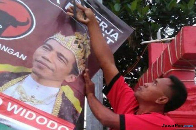 Poster Jokowi Raja