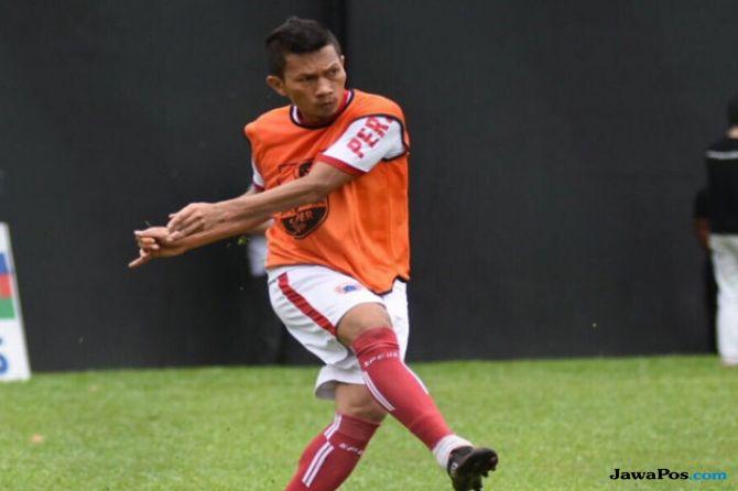 Ismed Sofyan, Persija Jakarta, Liga 1 2018