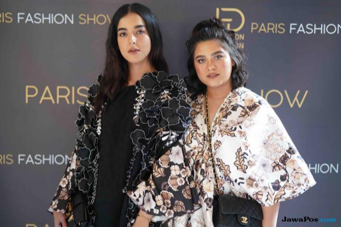 pekan mode, paris fashion week, tities sapoetra, make over,