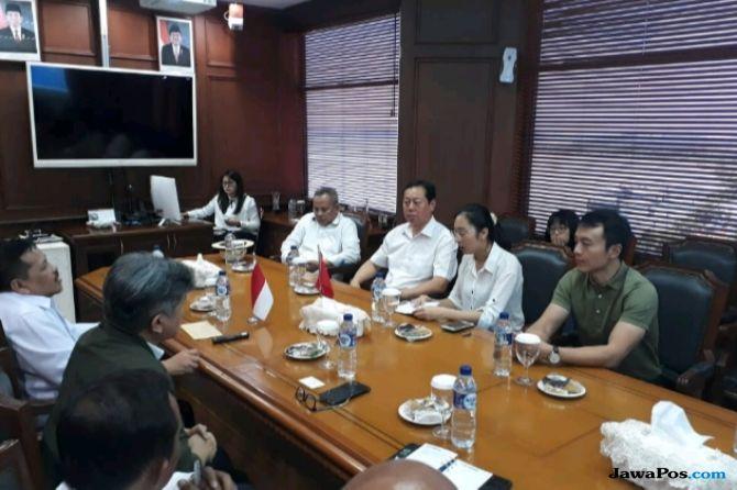 Berniat Investasi, Delegasi Cina Sambangi Batam