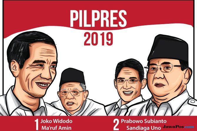 Bersyukur Dapat Nomor Urut 1, Jokowi: Karena Kita Ingin Bersatu