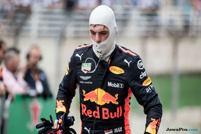Max Verstappen, Sebastian Ocon, Formula 1, Red Bull