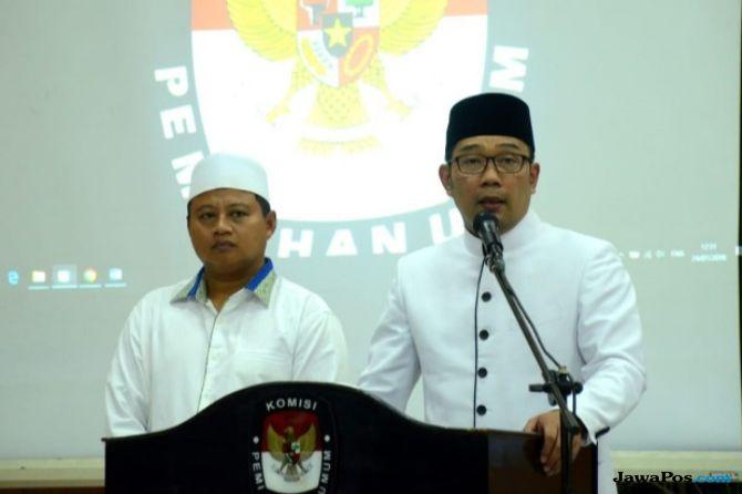 Besok Dilantik Jokowi Jadi Gubernur Jabar, Begini Persiapan Kang Emil
