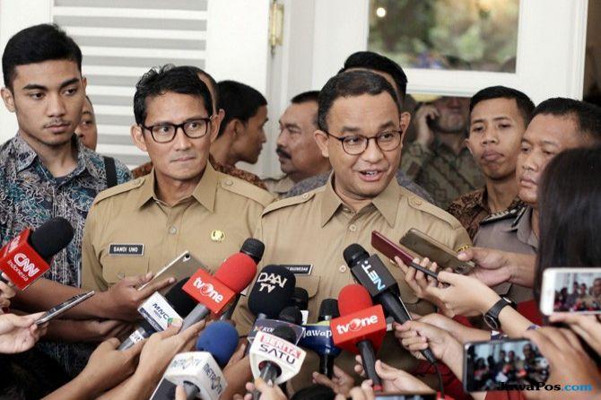 Bestari Barus Ingin Anies-Sandi Konsentrasi Mengurus Jakarta