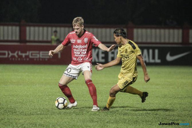 Liga 1 2018, Bhayangkara FC, Bali United, Bhayangkara 2-0 Bali United