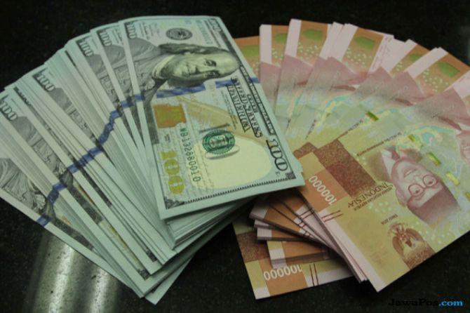 BI Rate Diacuhkan Pasar, Rupiah Jeblok Ke 14.500