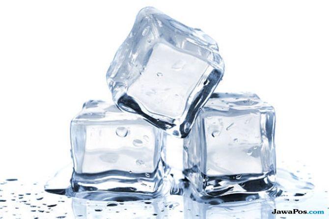 perawatan kulit, manfaat es batu, es batu untuk wajah,