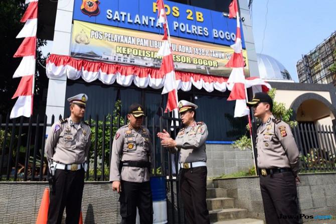 Bila Darurat, Polisi Siap Buka Jalur Kalingangsa