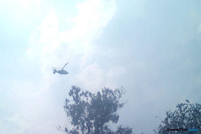 BMKG Temukan 32 Titik Panas di Riau, Paling Banyak di Inhil