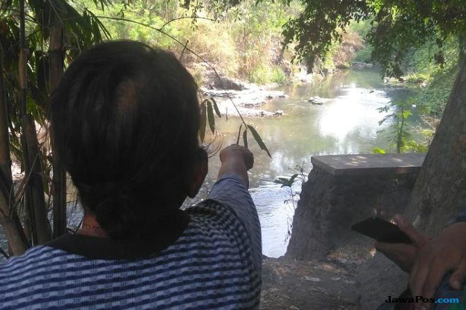 Bocah Perempuan Penuh Luka, Tewas Mengambang di Sungai Winongo
