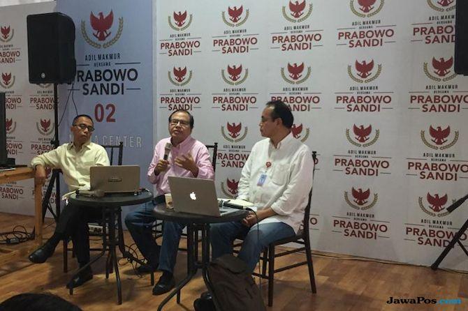 Drajad Wibowo dan Rizal Ramli
