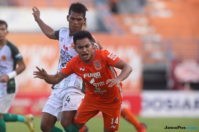 Borneo FC, PS TIRA, Liga 1 2018, Dejan Antonic