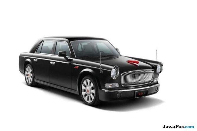 Bos Desain Rolls-Royce Pindah ke Hongqi, Merek Tiongkok Semakin Kuat