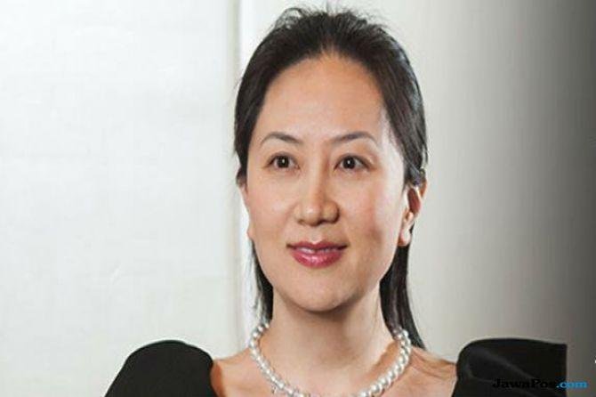 Bos Huawei Diburu AS, Ditangkap Di Kanada Terkait Bisnis Iran