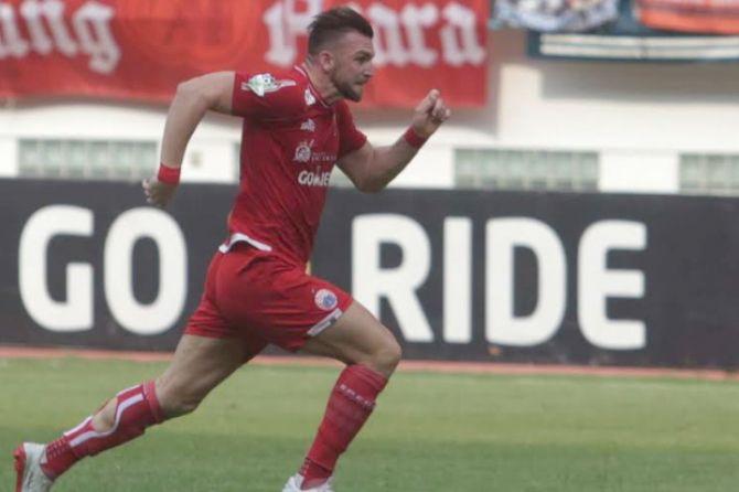 Bos Persija Ungkap Fakta Soal Kabar Pencoretan Marko Simic