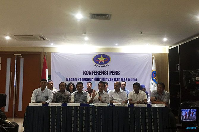 BPH Migas Pastikan Pasokan BBM Dan LPG Saat Nataru 2019 Aman