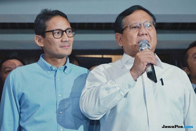 BPN: Saat Prabowo jadi Cawapres Mega, Tak Ada Tuh Isu Pelanggaran HAM