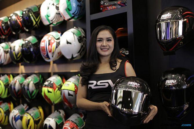 Brand Lokal RSV Helmet Siapkan Helm Berkualitas