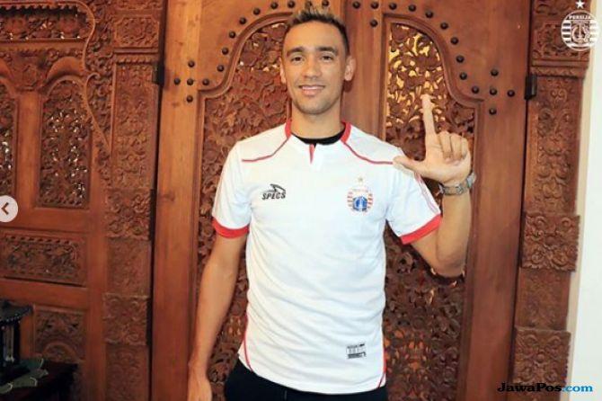 Bruno Matos, Persija Jakarta, Jakmania