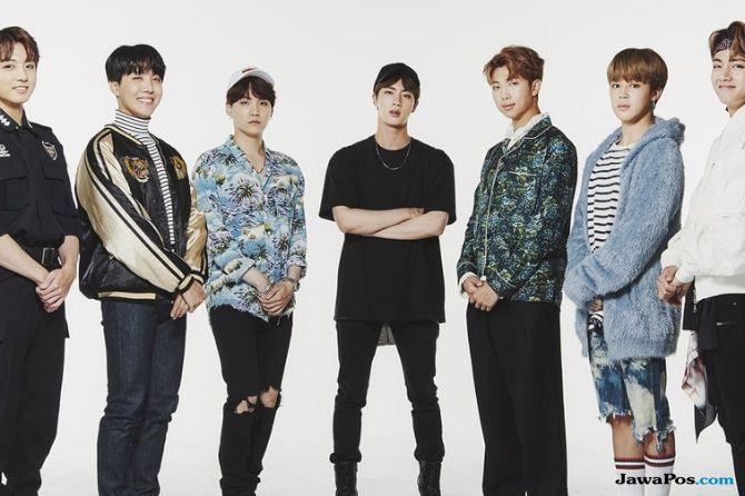 BTS ke PBB, Acara TV Amerika Ini Lakukan Siaran Streaming