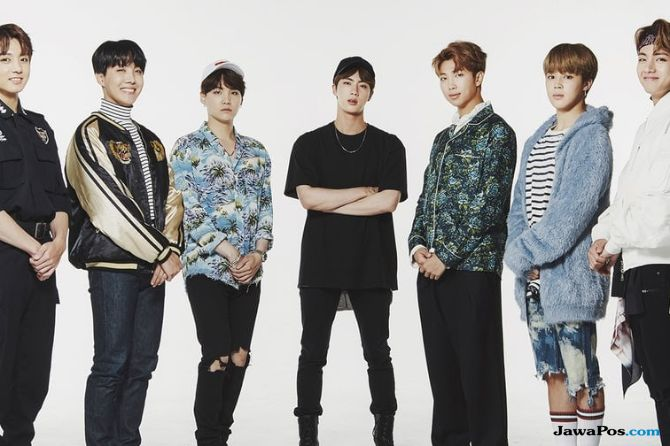 BTS Umumkan Negara Tur 'Love Yourself' di Asia, Indonesia Termasuk?
