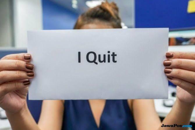 Bukan Hanya Karena Gaji, Ini Alasan Karyawan Nekat Resign