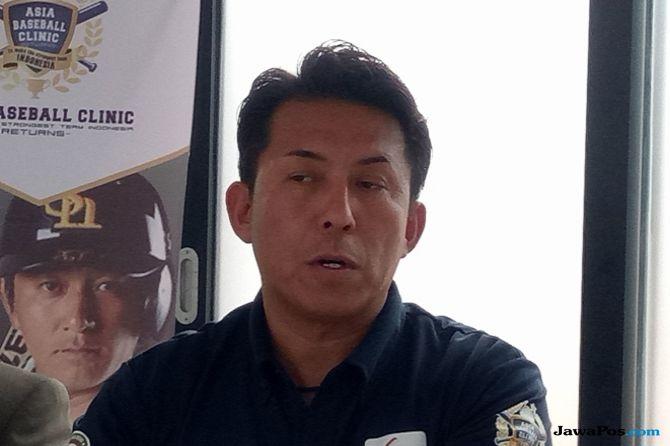 Baseball, Indonesia, Jepang, Fukuoka Softbank Hawks