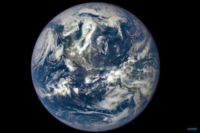 Bumi Memanas 4 Derajat Celcius