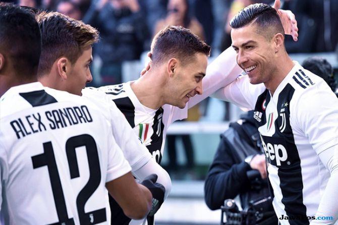 Serie A 2018-2019, Liga Italia, Juventus, Sampdoria, Juventus 2-1 Sampdoria