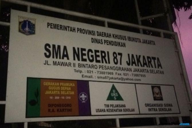 Buntut Guru Agama Doktrin Anti-Jokowi, Bawaslu Panggil Kepsek SMAN 87