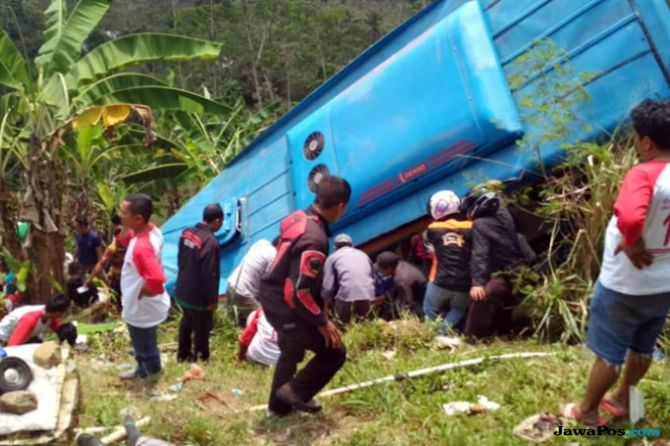 Buntut Kecelakaan Maut di Sukabumi, Regulasi Bus Pariwisata Diperketat