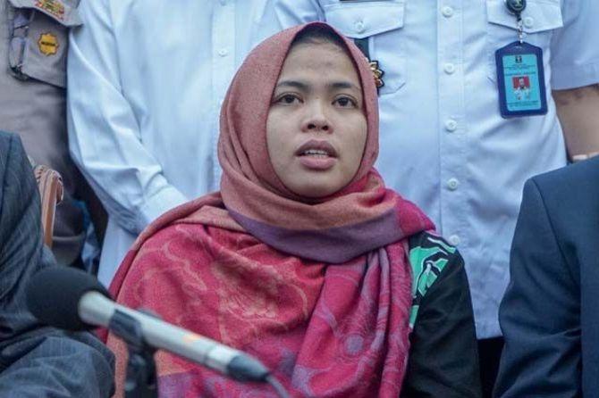 Butuh Ketenangan, Siti Aisyah Dibawa ke Safe House