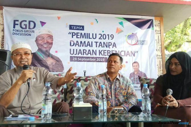 Buya Irfianda: Kami Siap Menjaga Marwah Pemilu Damai di Ranah Minang