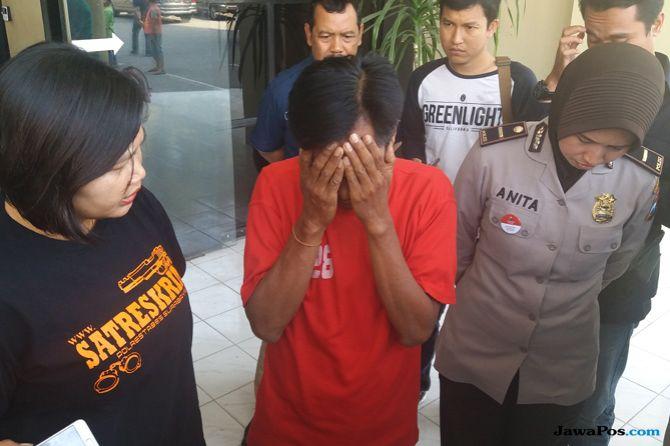 Cabuli Delapan Bocah, Predator Anak Gemetar di Kantor Polisi