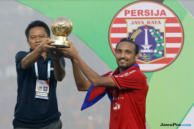 Liga 1 2018, Persija Jakarta, Rohit Chand