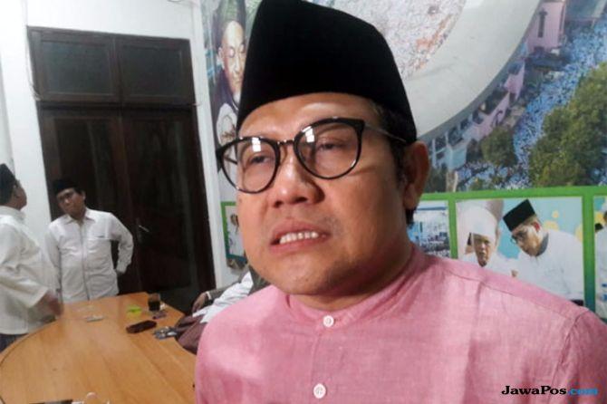 Ketua Umum Partai Kebangkitan Bangsa (PKB) Muhaimin Iskandar